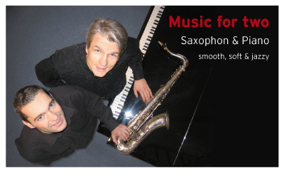 Saxophon & Piano: Music For Two