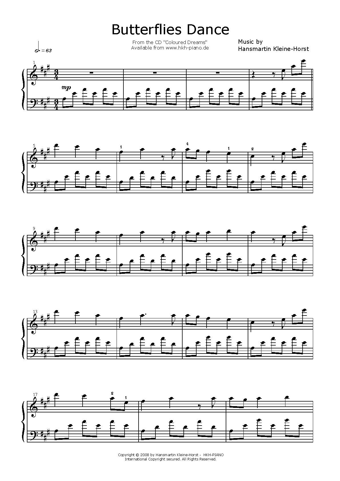 piano kostenlos